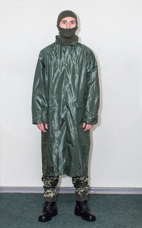 Купить Плащ ПВХ защ. от дождя (клеенчатый)