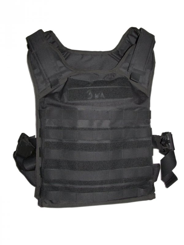 Купить Разгрузочный жилет для патрульной полиции и спецслужб