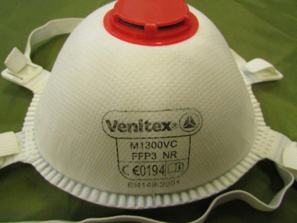 Купить Респиратор Venitex М1300VC FFP3 NR