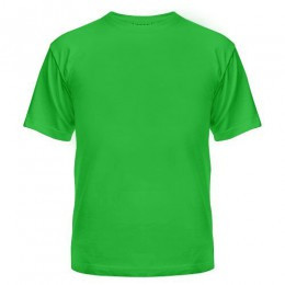 Купить Футболка зеленая