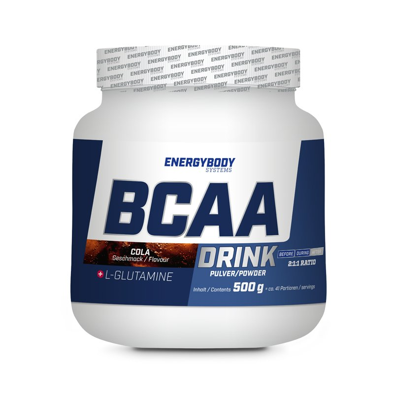 Купить Energybody BCAA DRINK