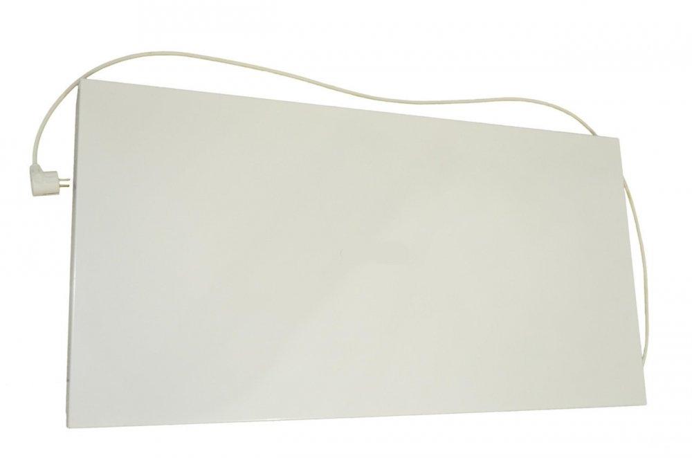 Купить Обогреватель-панель металлический настенный ТРИО 500W, 102 х 52 см