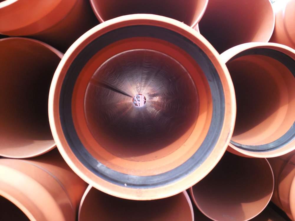 Купить Труба поливинилхлоридная для канализации