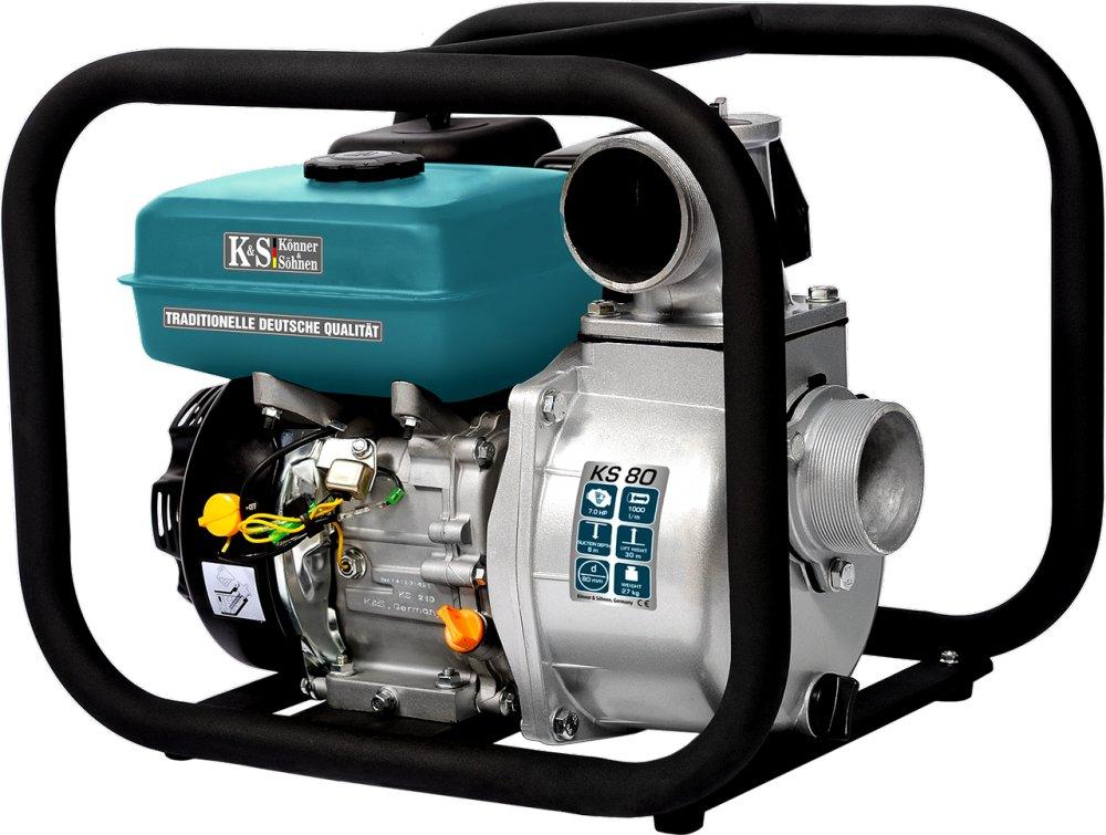 Мотопомпа для чистой воды Kоnner & Sоhnen KS 80
