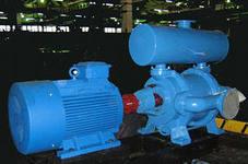 Насос вакуумный ВВН 1-25 с электродвигателем