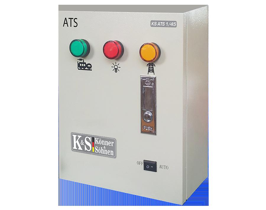 Блок автоматики Konner&Sohnen BASIC ATS 1/45