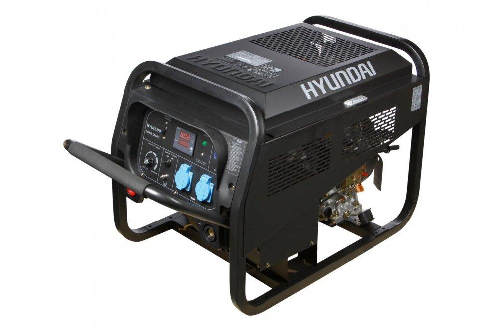 Генератор бензиновый сварочный Hyundai DHYW 210AC