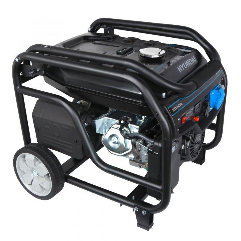 Купить Генератор бензиновый Hyundai HHY 7050F