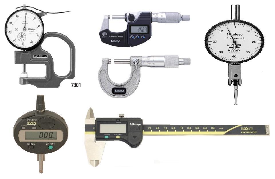 Вимірювальний інструмент Mahr