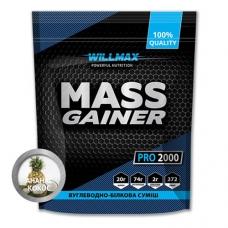 Купить Гейнер Wilmax mass gainer 2kg