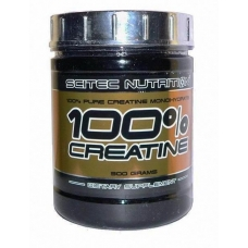 Купить Креатин Scitec Nutrition 100% Creatine 300g
