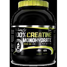 Купить Креатин BioTech USA 100% Creatine Monohydrate 500g