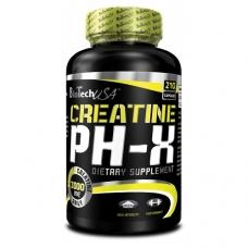 Купить Креатин BioTech USA Creatine pH-X 210 caps
