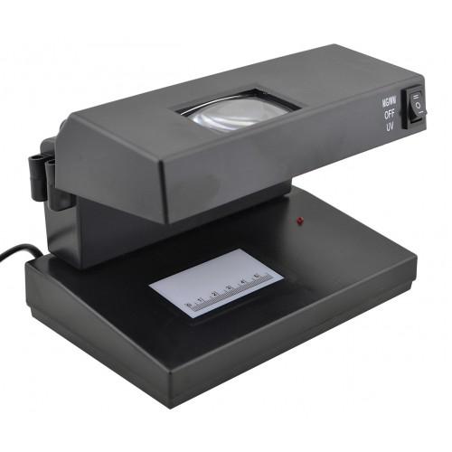 Купить Детектор Валют UKC AD-2138 Лампа для Денег от сети