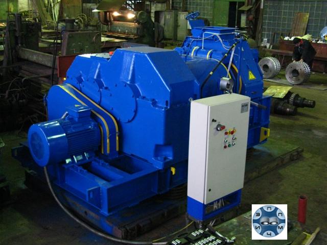 Валковый пресс для брикетирования металлургического сырья, разработка технологии и регламента на производство брикетов