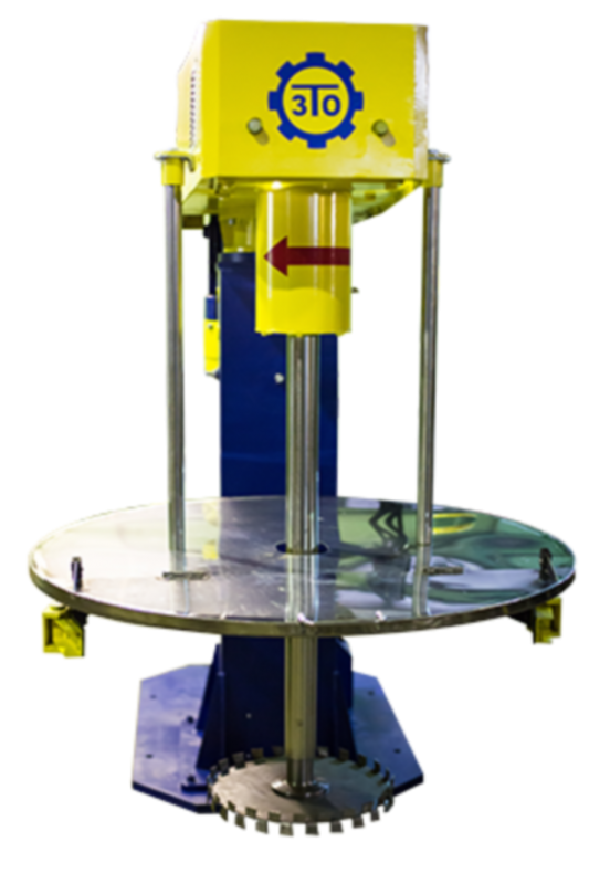 Buy Disolver with the hydrolifting device