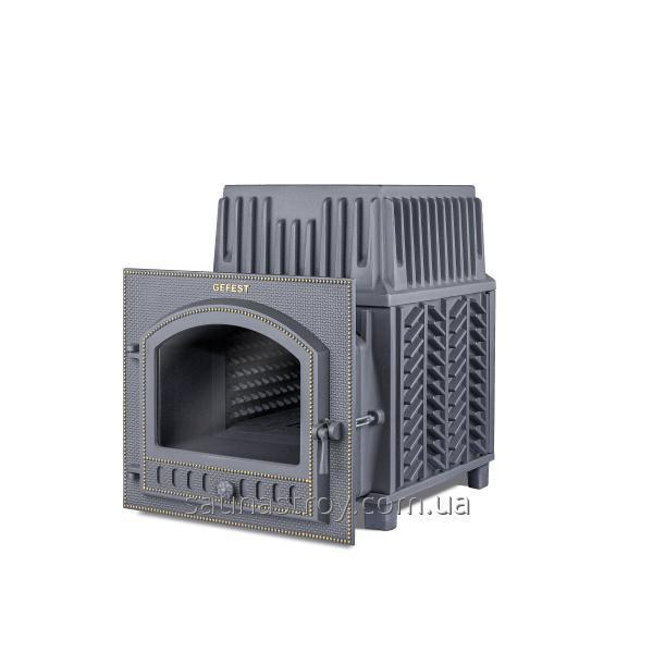 Чугунная печь Гром 80 (П)