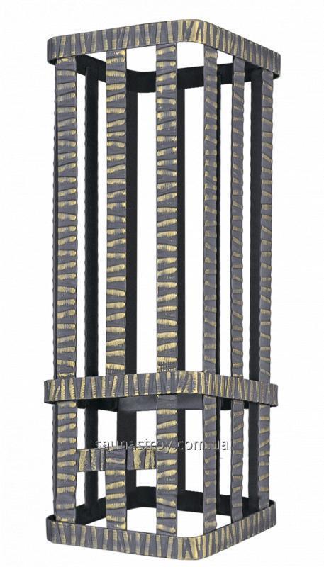 Сетка на трубу для Ураган 300х300х1000 ПБ-02/01 под шибер