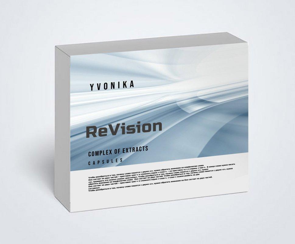ReVision (РеВижн) - капсулы для улучшения зрения