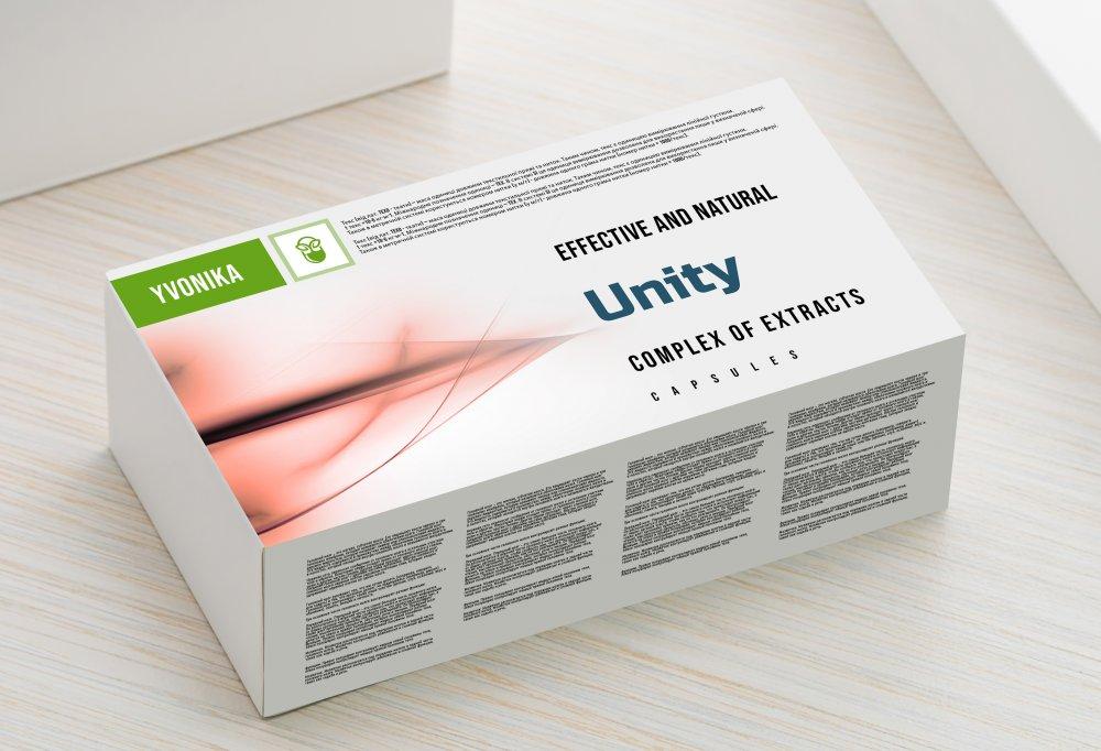 Unity (Юнити) - капсулы для похудения