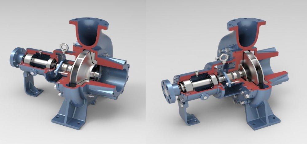 Насос Prime Pump -  LС 125-100-160 GS NN 45-2 A Ex