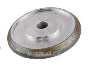 Боразоновые круги для заточки ленточных пил Круг CBN,127х12,7x10/30