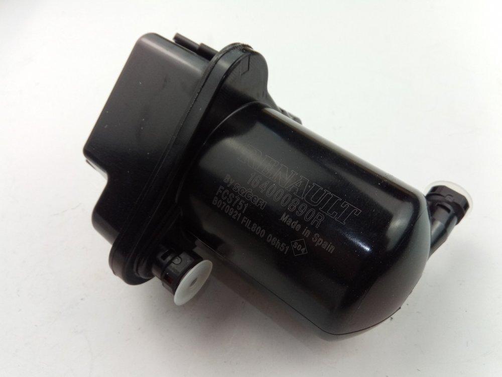 Купить Фильтр топливный Clio 1.5 dCi, RENAULT (164000890R)