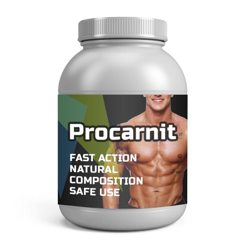 Procarnit (Прокарнит) - протеин для наращивания мышечной массы