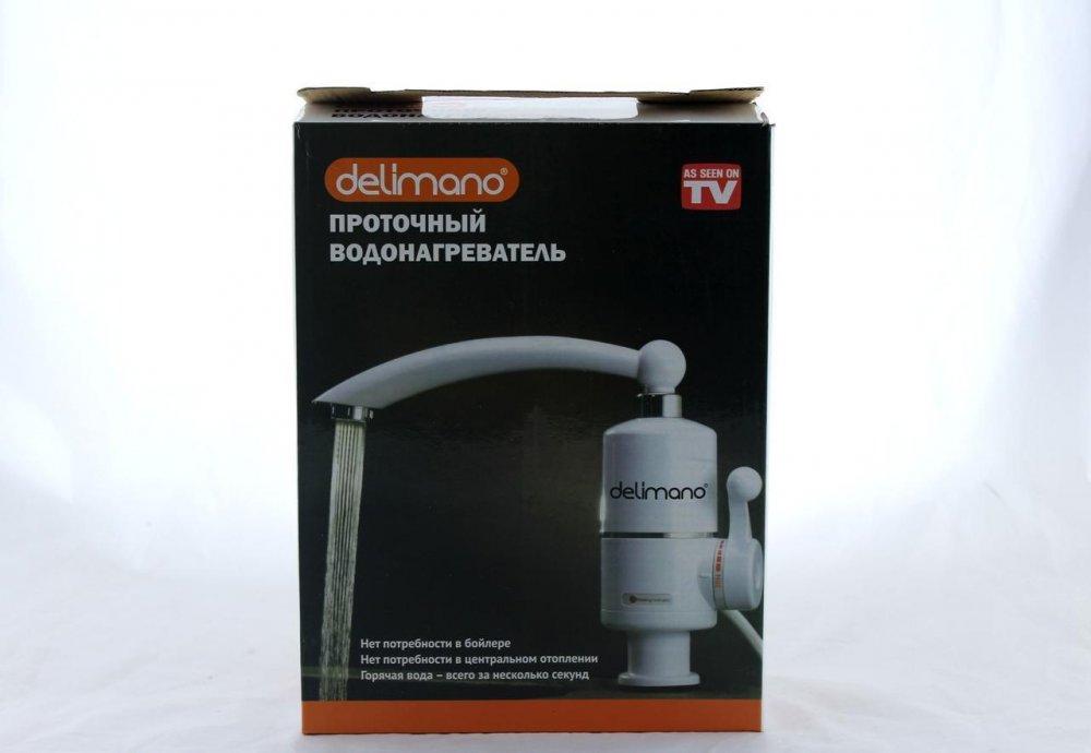 Купить Мини бойлер Delimano original WATER HEATER