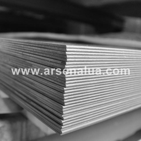 Цинковый лист ширина 500 мм –1000 мм, толщина от 0,55 – до 1,00 мм