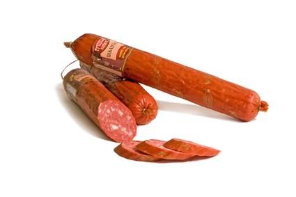 Купить Колбасы полукопчёные, Пикантная п-к (первого сорта), Купить Украина, Цена - качество отличное.