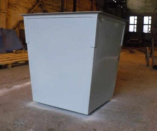 Контейнеры для мусора с крышкой, без крышки,  различного объема