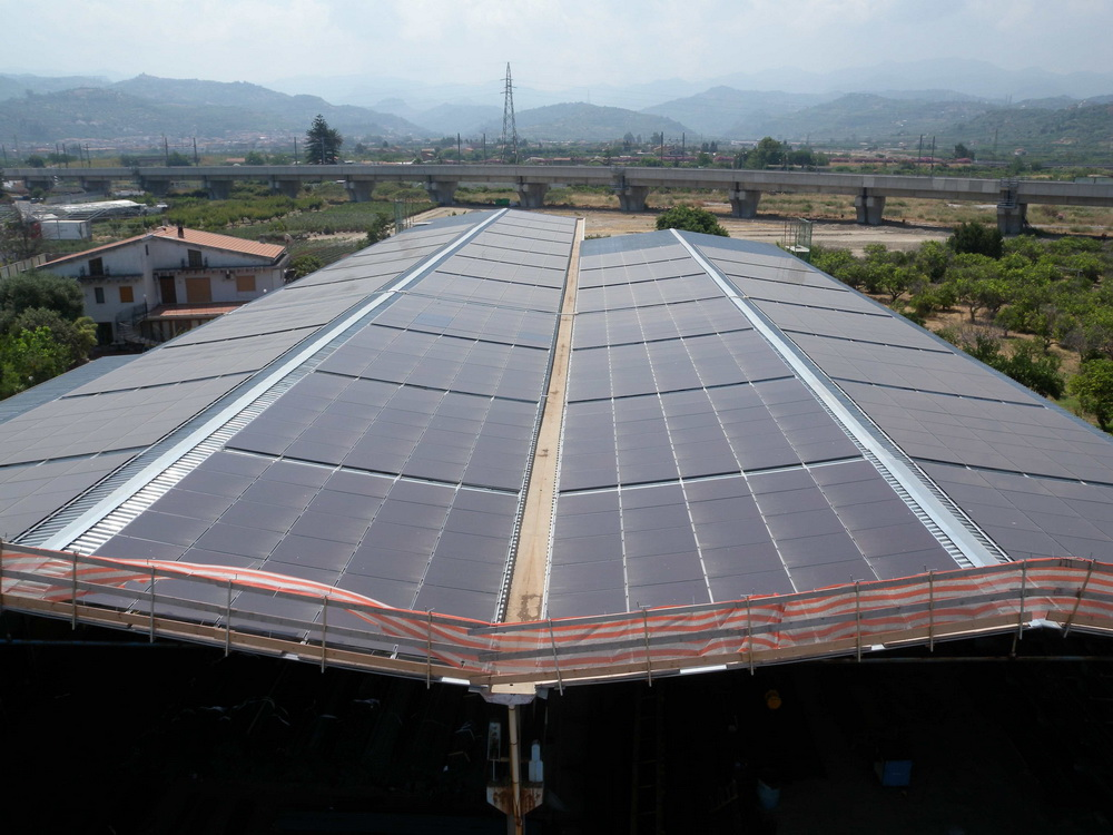 Buy Design and construction of solar power stations