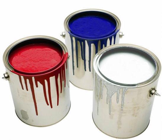 Купить Краски акриловые от производителя Украина