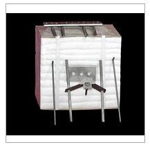 Теплоизоляция высокотемпературнаяБлоки модульные высокотемпературные из керамического волокна