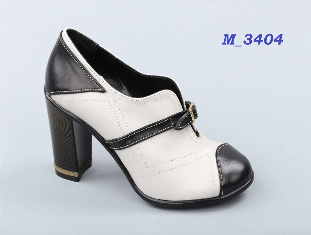 Шкіряні фабричні жіночі ботильоны (черевики) купити в Дніпро 28a4c571f7fb7
