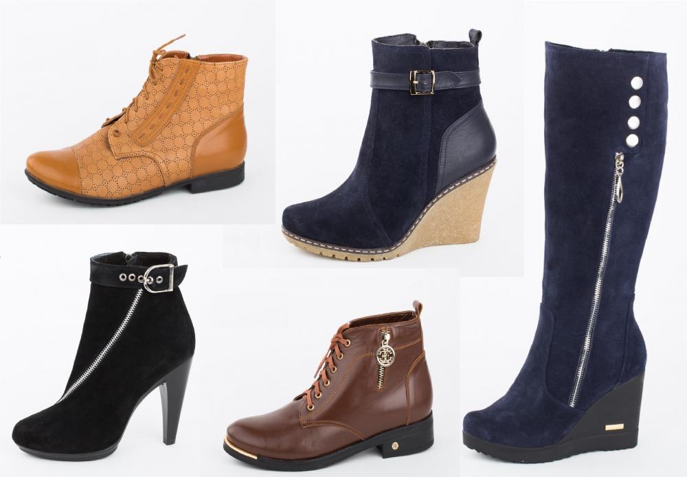 7a13f0d9fdb125 Шкіряні фабричні жіночі чоботи купити в Дніпро