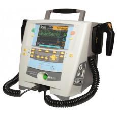 Купить Дефибриллятор - монитор CARDIO-AID 360В с многоразовыми электродами + термопринтер Медаппаратура