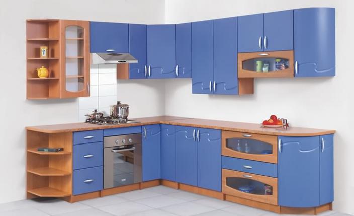 Купить Кухня Импульс.Мебель из рамочных МДФ: для кабинета, гостиной, кухни; шкафы и модульные системы.Заказать.Львов.