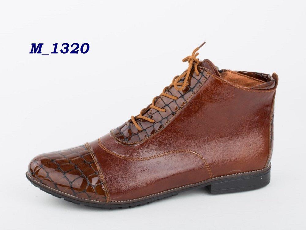 Shajok обувь из натуральных