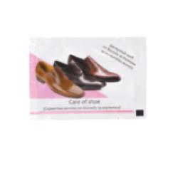 Одноразовая салфетка  для обуви