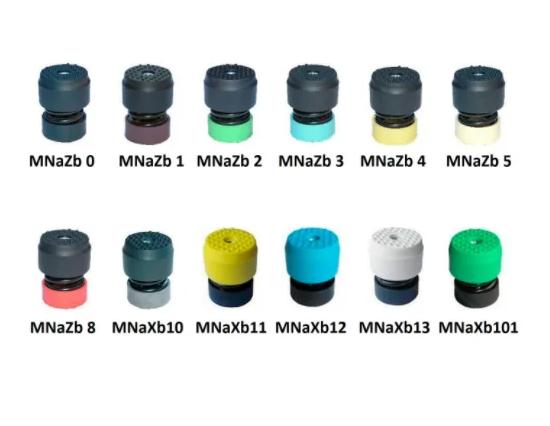 Купить Телескопические виброопоры серии MNa