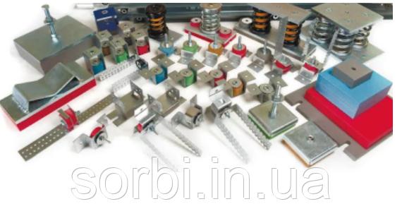 Купить Звукоизоляционные крепления Vibrofix®