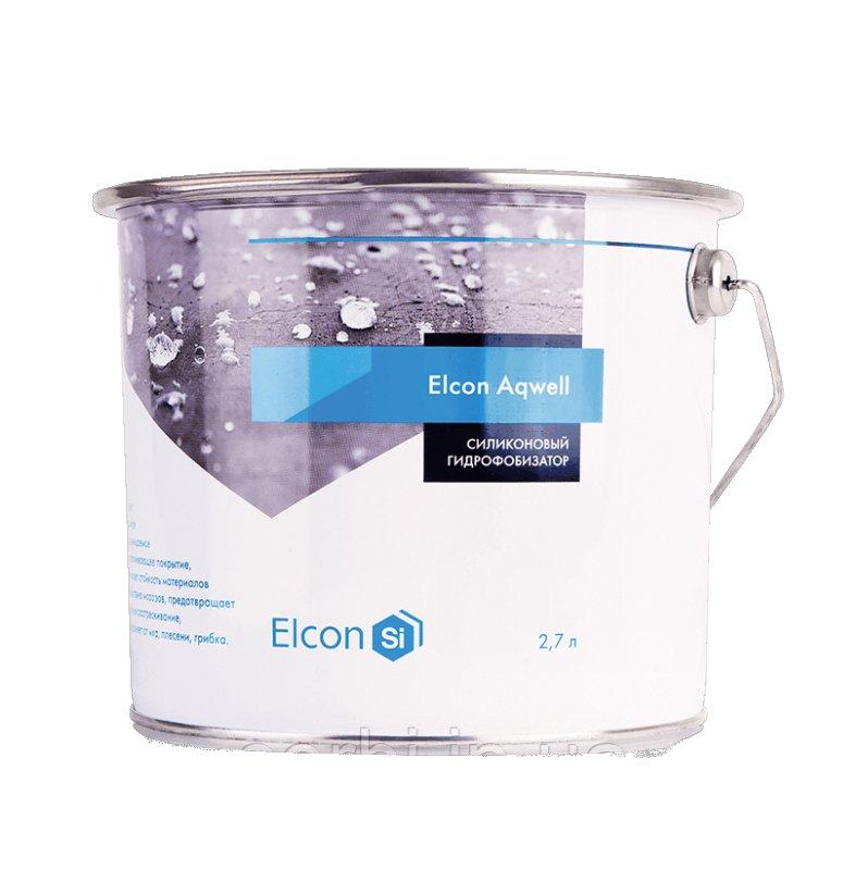 Пропитка с эффектом мокрого камня Elcon Aqwell