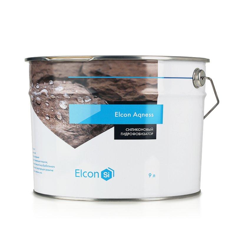 Водоотталкивающая пропитка для бетона Elcon Aqness