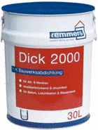 Гидроизоляционное покрытие Dick 2000