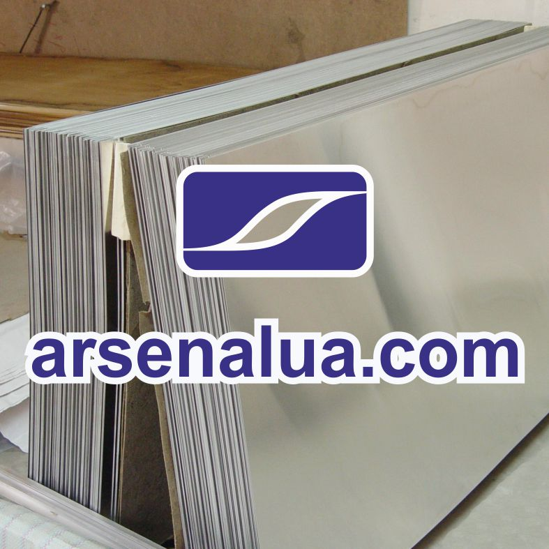 Купить Алюминий лист АД0 / 1050А Н24 толщина 0.5 мм, 0.8 мм, 1 мм, 2 мм, 4 мм, 5 мм, 6 мм