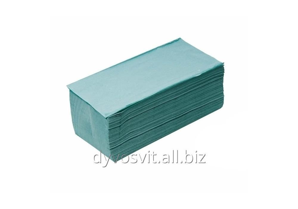 Buy Z-type paper towel for hygienic drying of hands