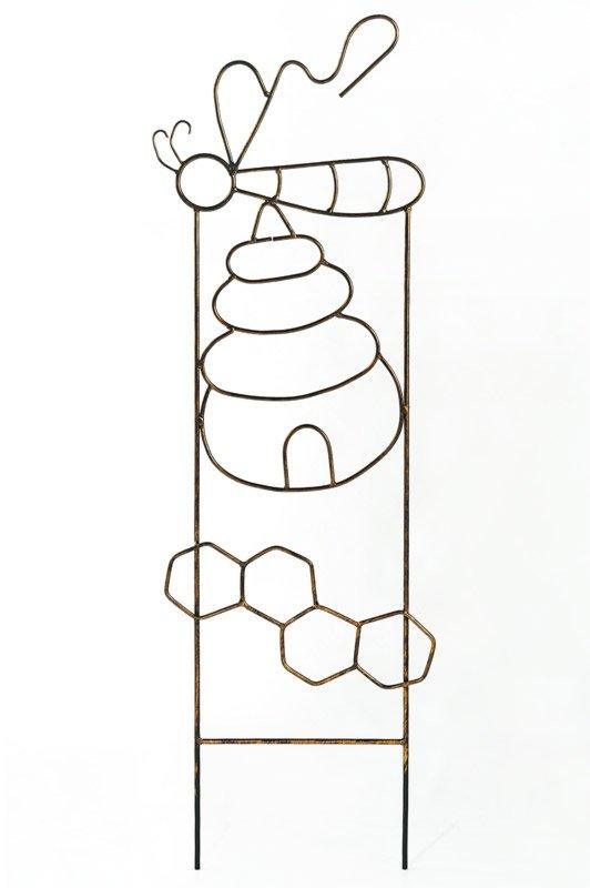 Опора для растений «Пчелка» (H = 1300 mm)