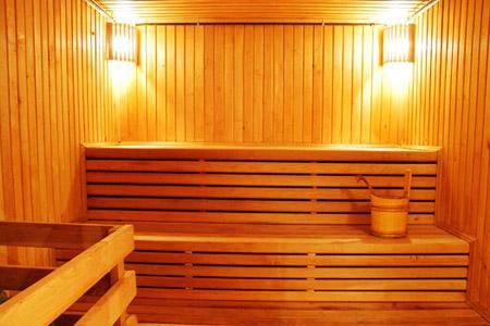 фото парные бани